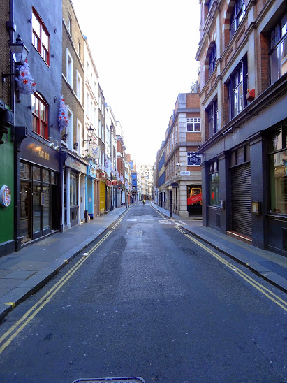 Beak-street