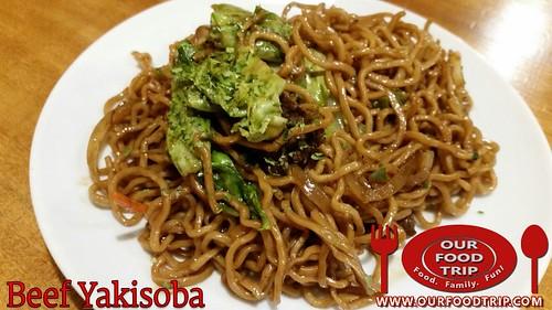 20150103 Tamagoya Beef Yakisoba