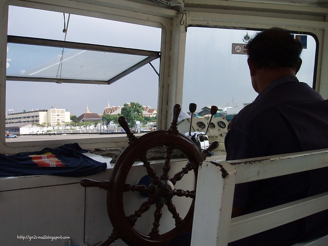 На кораблях Банккока