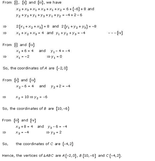 RD-Sharma-class 10-Solutions-Chapter-14-Coordinate Gometry-Ex-14.3-Q27 i