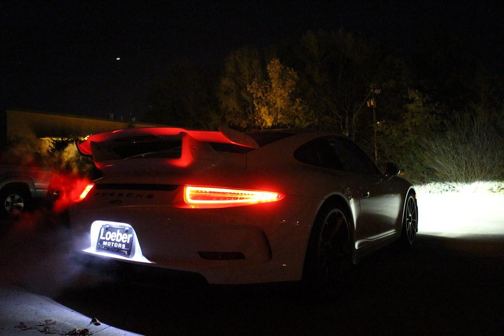 Atlanta Porsche Car Detailing and PPF