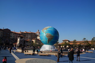 009 Aankomst Disney Sea