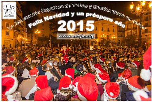 Navidad 2014 AETYB