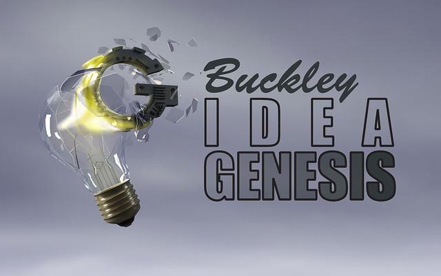 Buckley Idea Genesis Logo