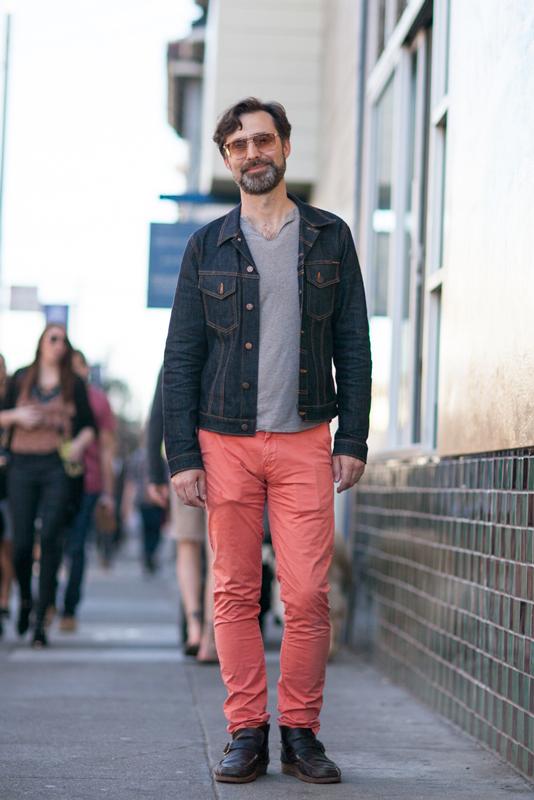 zak 18th Street, men, Quick Shots, San Francisco, street fashion, street style