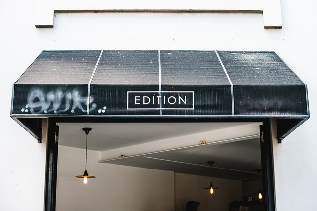 Edition Coffee Roasters, Darlinghurst