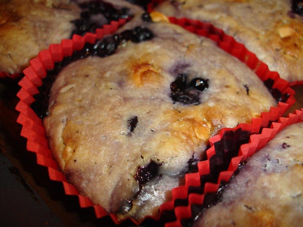 Blåbærmuffins med hvid chokolade (21)