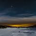 Midnight at Såtefjell by Trond Strømme