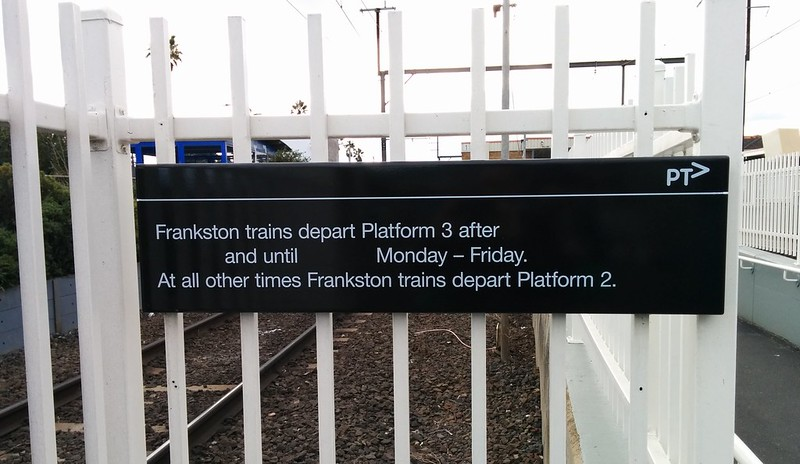 When to use platform 3? Not sure.