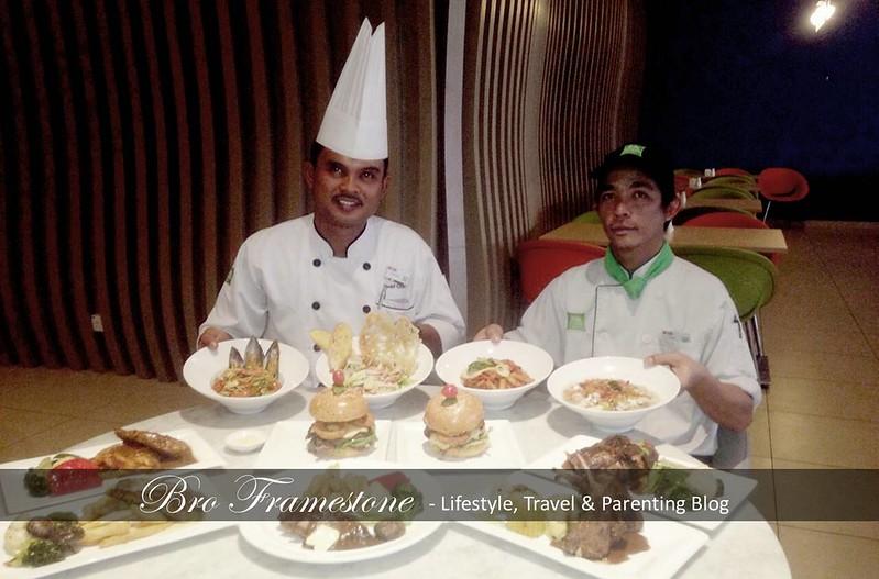 Chef Ahmad Haidzir - sTREATs Restaurant and Bar