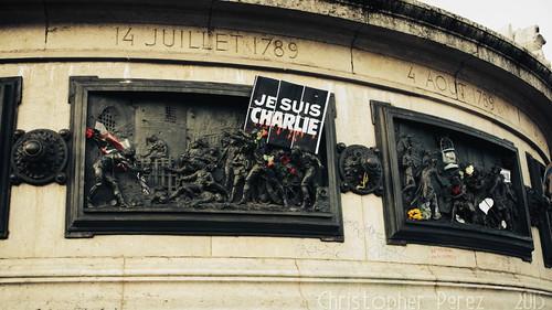Charlie Hebdo ~ Rememberances