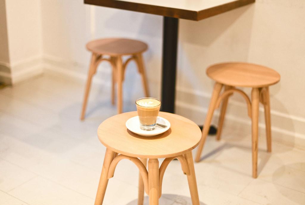 Curators coffee gallery, London