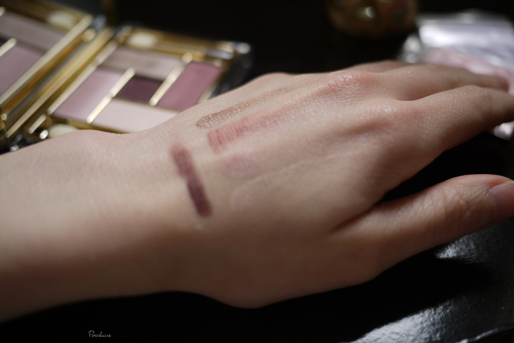 estee lauder enchanted berries swatch