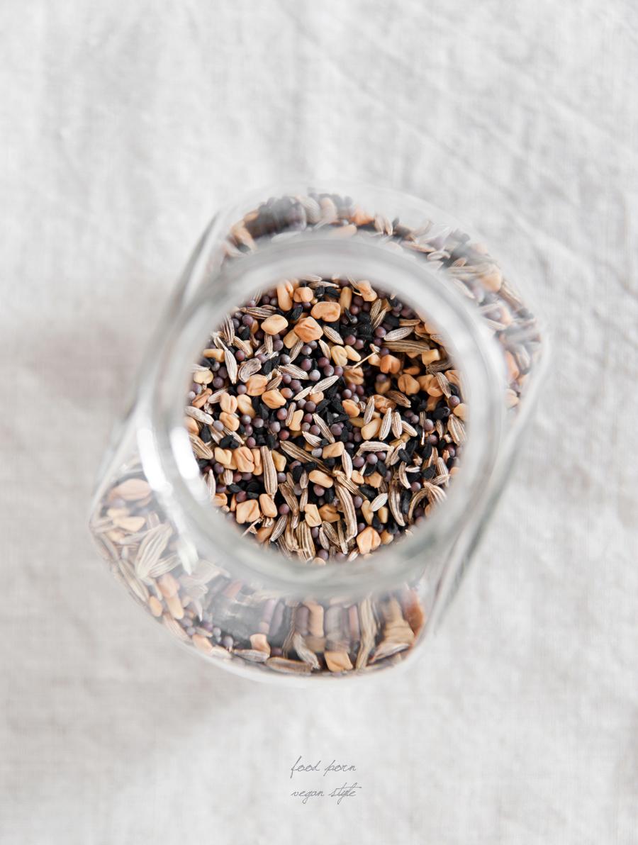 Panch phoron - bengali five spice