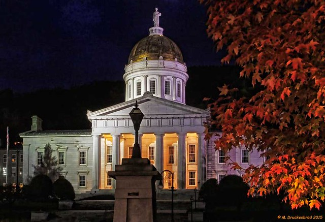 The State Capital Of Vermont