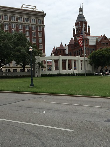Site of JFK Assassination