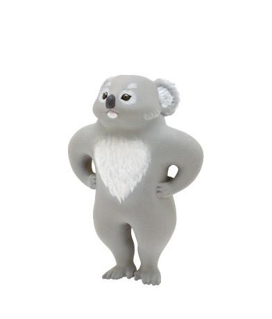【完整官圖、販售資訊更新】收集越多越好玩~「整隊!排隊的無尾熊」轉蛋