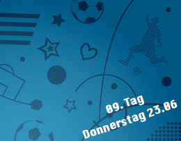 09. Tag - Donnerstag 23.06