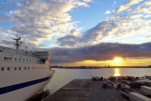 Izumiotsu Port