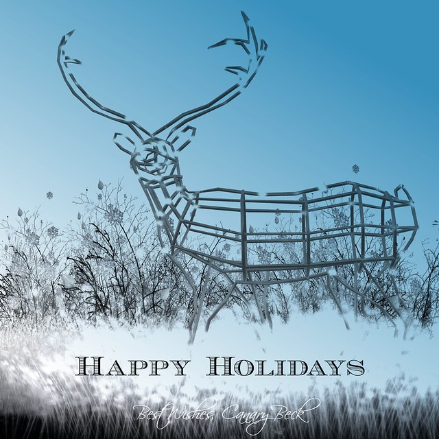 Happy Holidays from Canary Beck