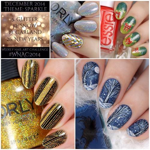 #WNAC2014 - December / Sparkle