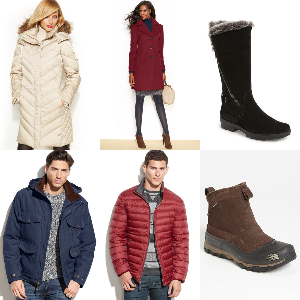 Outerwear - How to Dress Up for Winter