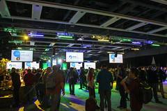 SQLPASS Summit 2014 reception view