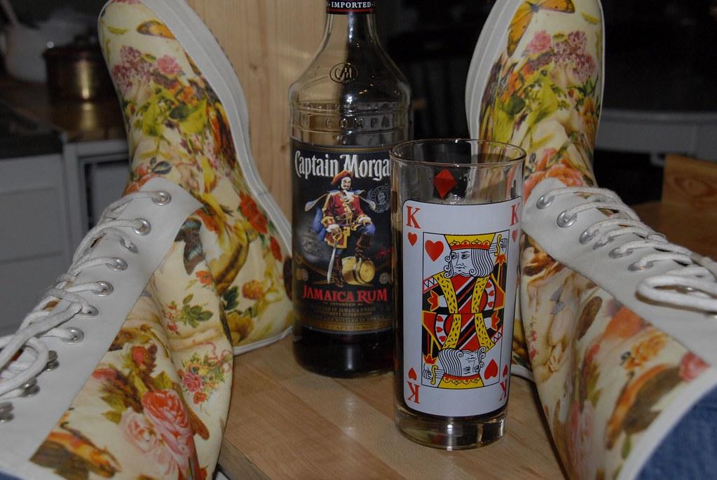 vodka i gummistøvler