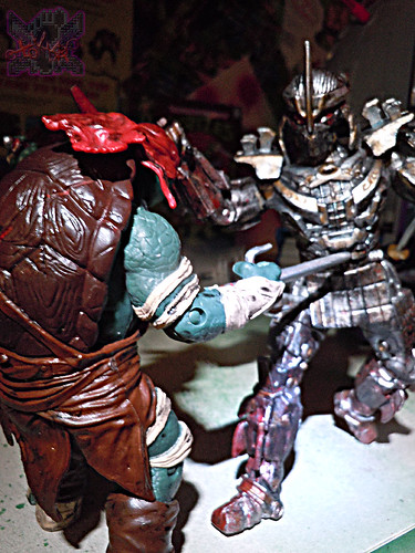 """NINJA TURTLES"" Movie :: SHREDDER  { tOKKustom MOVIE MANIAC } xxii (( 2014 ))"