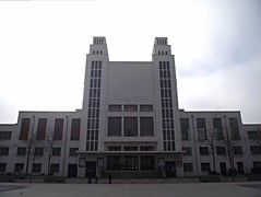Villeurbanne - Palais du Travail