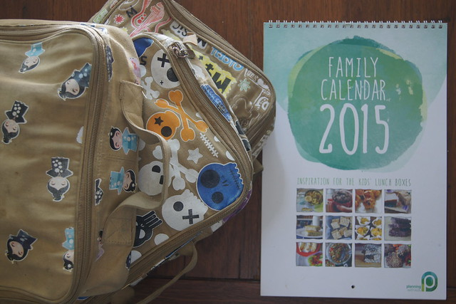 2015 PWK Family Planner Calendar DSC01485