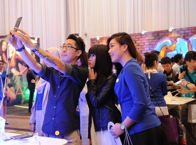 Samsung GALAXY A5 and A3 Launch - Event Image 5