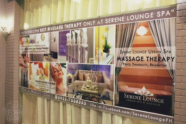 Serene Lounge