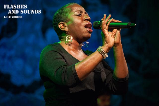 Sharon Jones & The Dap Kings - Palau de la música