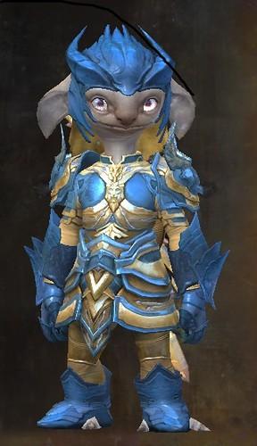 GW2 Warrior ori outfit