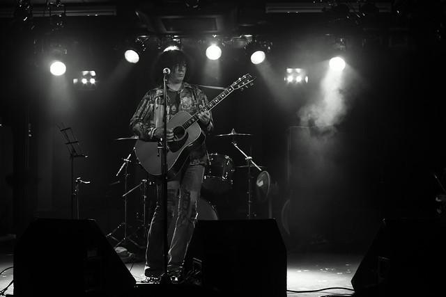 Patrick 水沼 live at 獅子王, Tokyo, 20 Jan 2015. 035