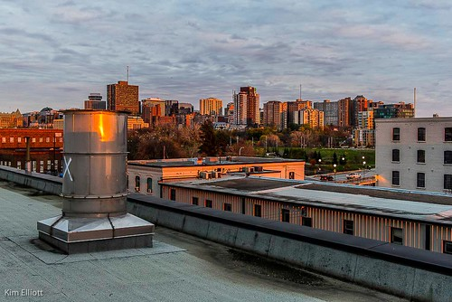 city roof sunset rooftop up clouds buildings nikon cityscape slow ottawa x handheld gloaming 160 d610