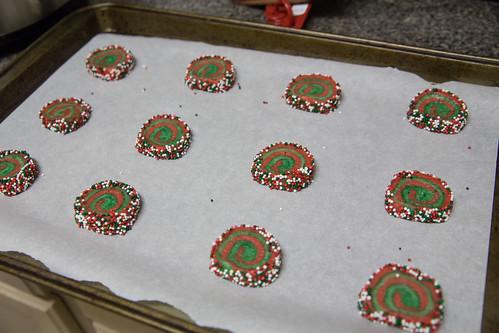 Christmas Swirl Sugar Cookies-6