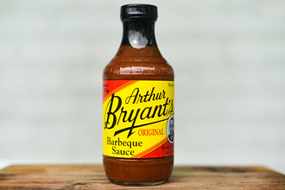 Sauced: Arthur Bryant's Original Barbeque Sauce
