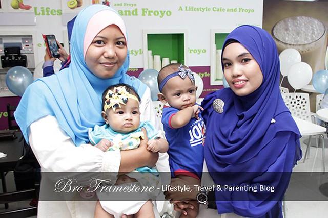 Baby Shower Event - Baby Fisha, CIk Fiyya Norfa Nil & Mek Onie