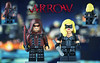 LEGO CW : Arsenal and Black Canary