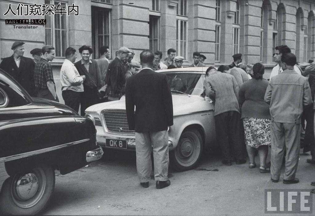 1958-1960年苏联(杰瑞·库克 摄)43