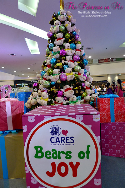 SM Cares presents Bears of Joy campaign