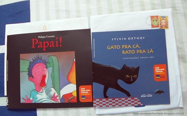 Livros, Coleção, Leia para uma criança, infantis