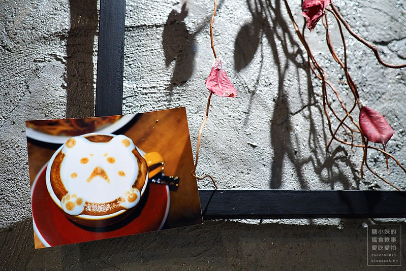 觀塘 工廈 東廣場 Coffee Art 咖啡店 立體 拉花