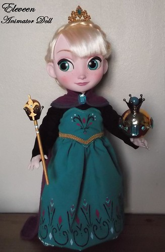 [Créations] Eleveen Animator Doll : Confections *News : Anna tenue Hiver et Kiki Animator* 15855965607_289786a74a