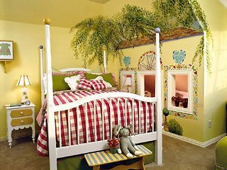 Cute and Fun Design Ideas For Kids Room