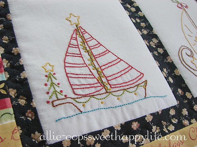 Sailing Into Christmas