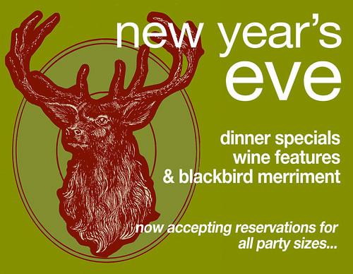 new year's eve @bbird