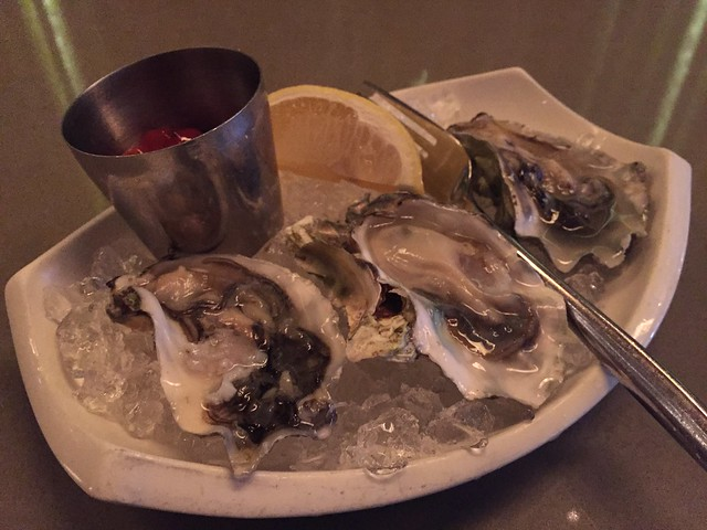 Oysters - E&O Kitchen and Bar
